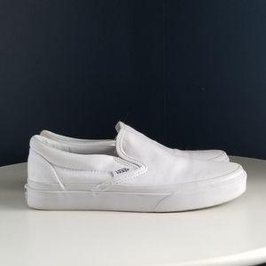 Van's Classic Slide on White